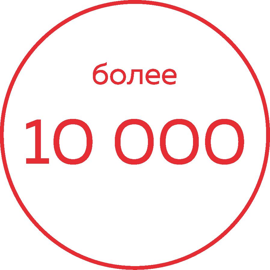более 10 000 пользователей в Республике Крым и Севастополе