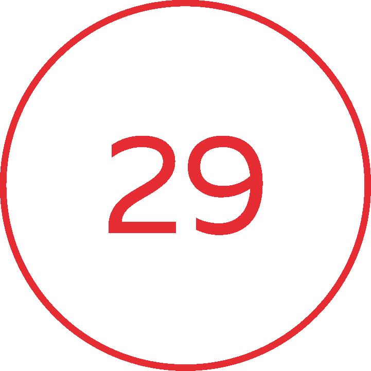 29 лет работы с российским законодательством